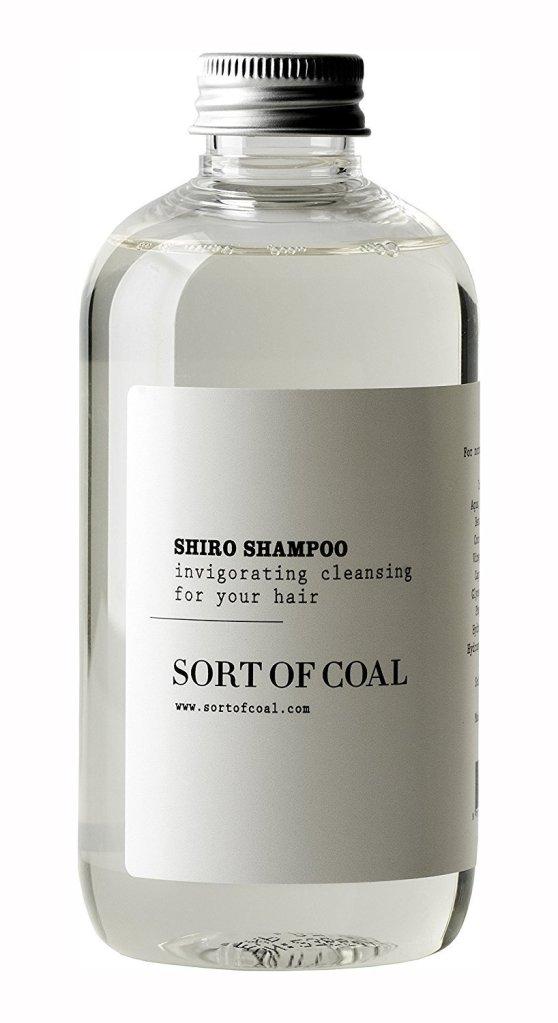 charcoal hair shampoo