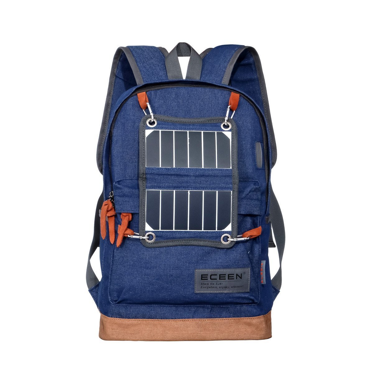 Eceen hiking backpack solar