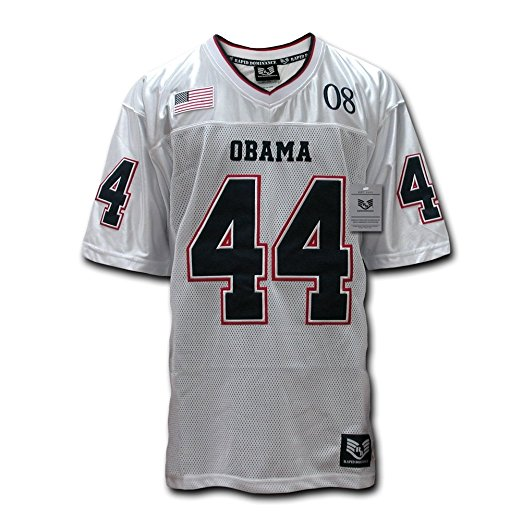 Obama football jersey amazon