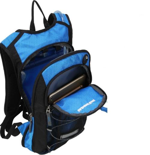 Mubasel Gear 2L Hydration Backpack