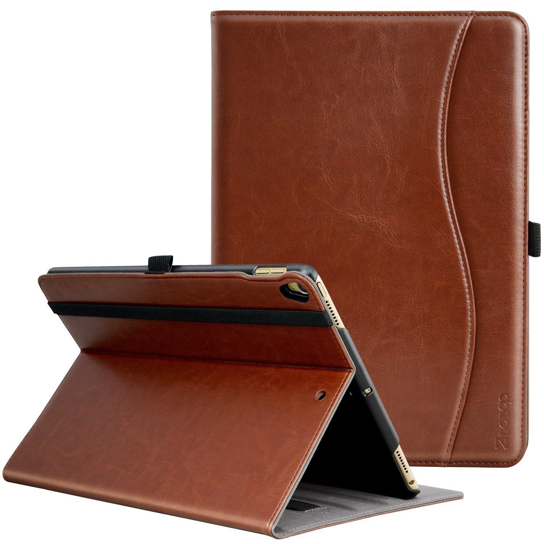 Ztotop Premium Leather Folio Cover