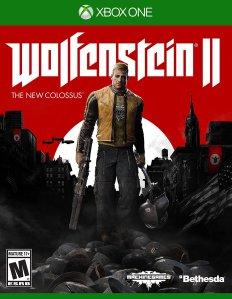 Wolfenstein 2 Xbox One X
