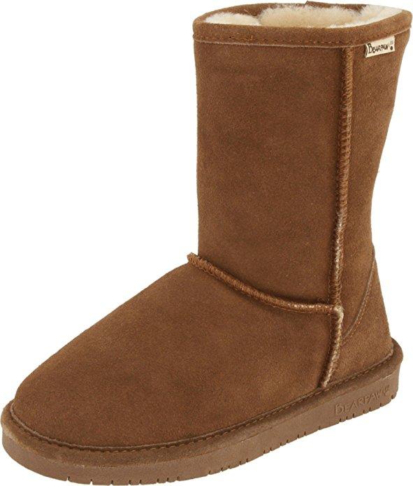 bearpaw short emma boot