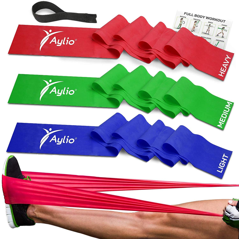 resistance bands Aylio Premium