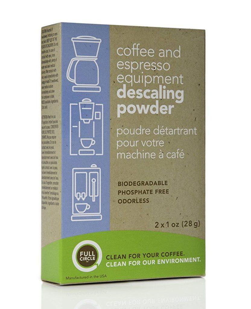 Coffee cleaning powder amazon