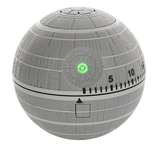 Underground Toys Star Wars Death Star Kitchen Timer