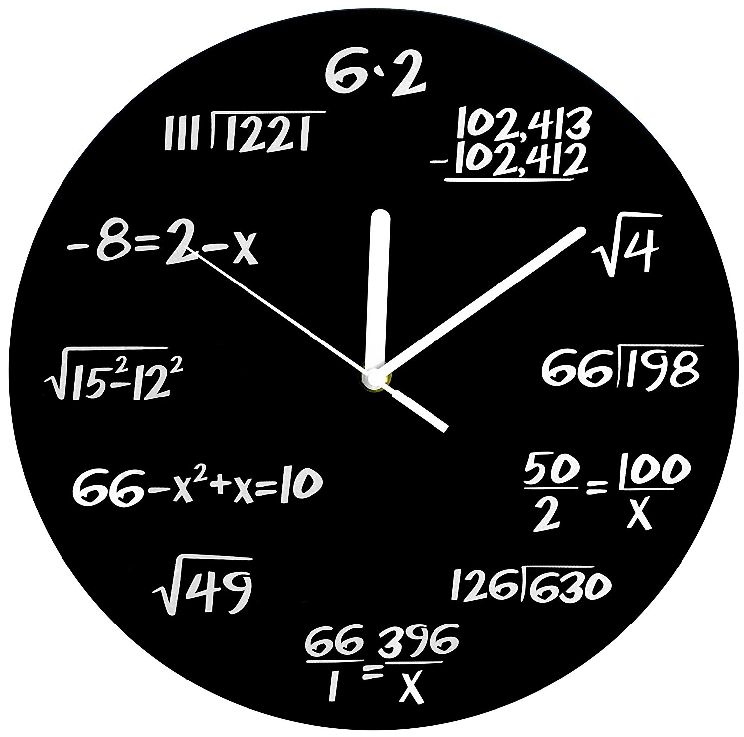 Math clock amazon