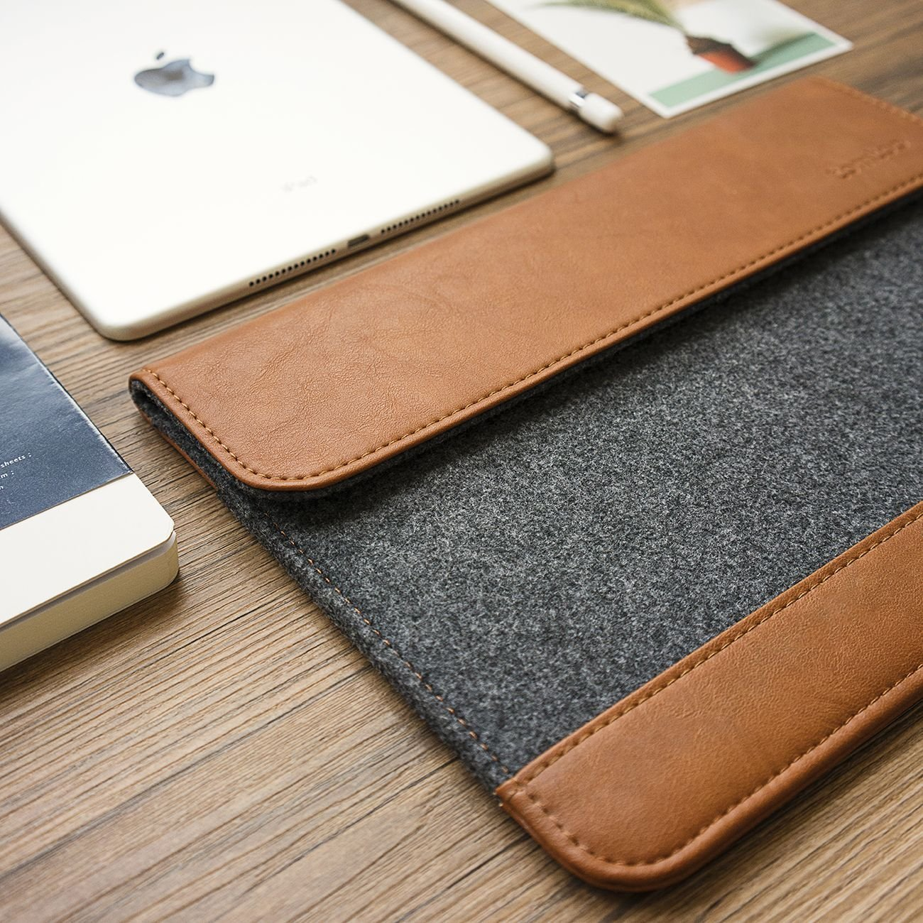 Tomtoc Ultra Slim Tablet Sleeve