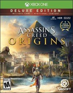 Assassins Creed Origins Xbox One X