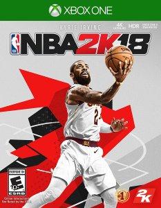 NBA 2k18 Xbox One X
