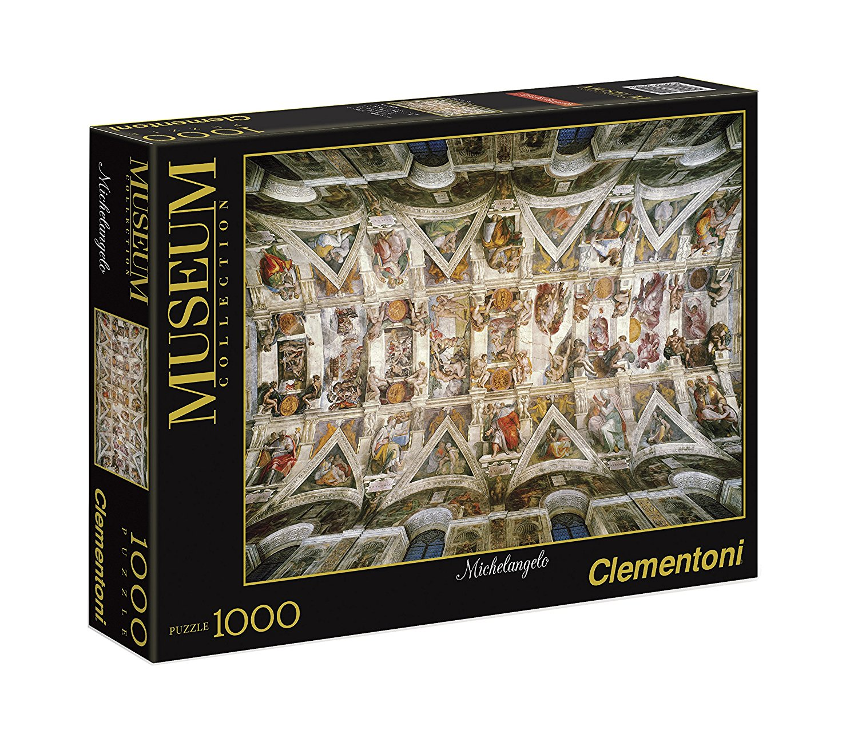 The Sistine Ceiling Puzzle