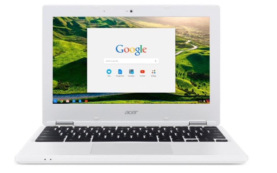 Crazy Deal: Buy an Acer Chromebook