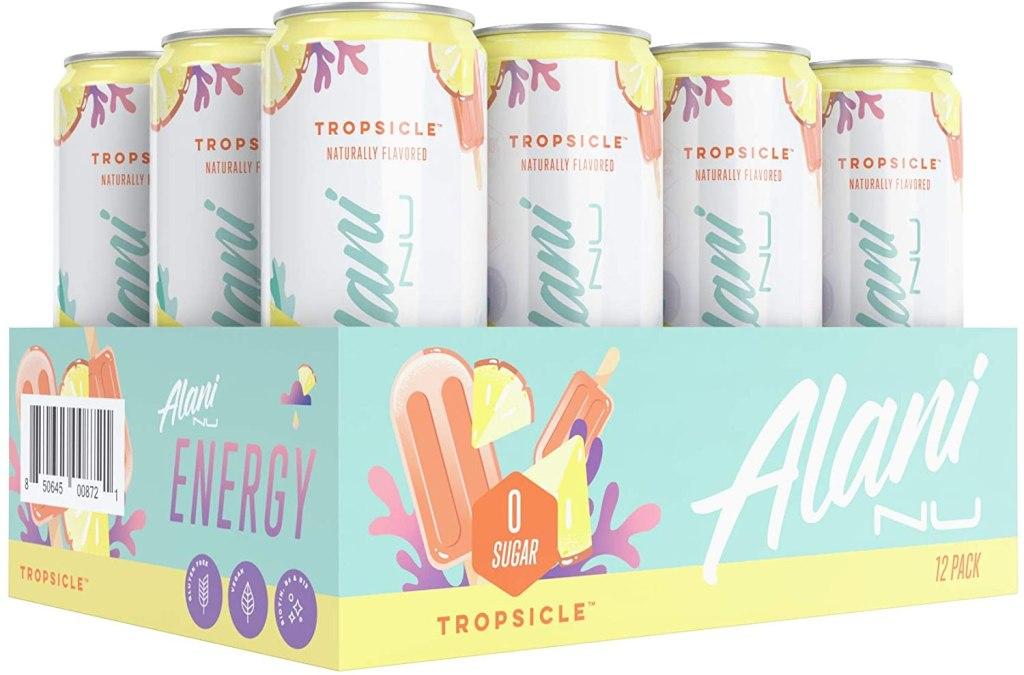 alani nu sugar free energy drink