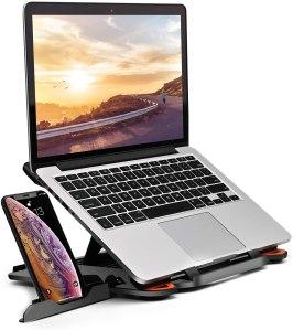 Kentevin Adjustable laptop stand, best laptop stand