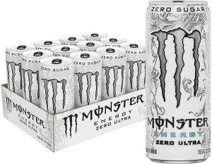 best sugar free energy drinks monster zero ultra