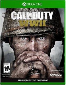 Call of Duty WW2 Xbox