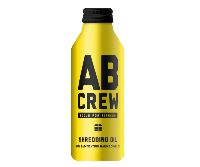 ab shred oil