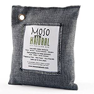 Air Purifying Bag by Moso Natural