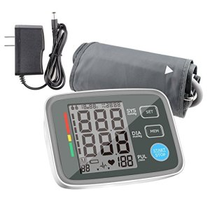 ALOFOX Upper Arm Blood Pressure Monitor