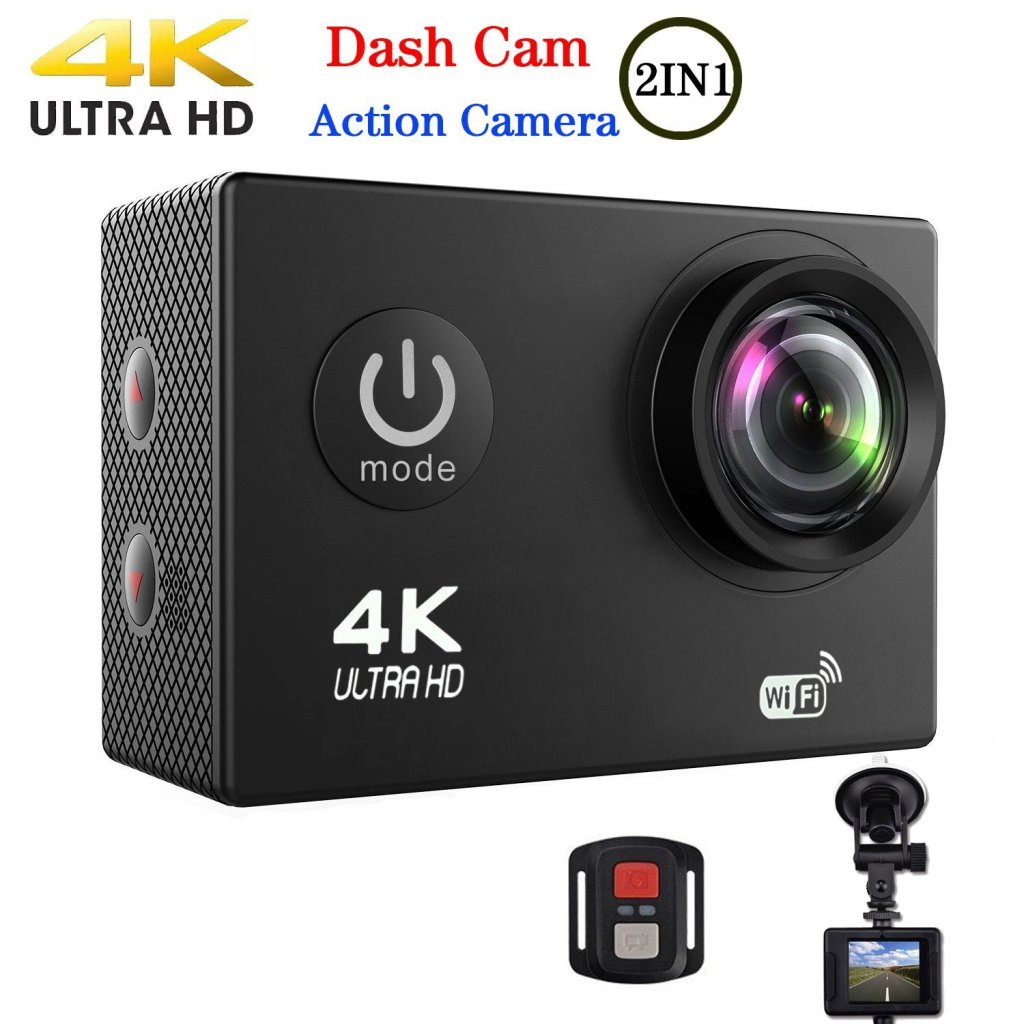 Amuoc Action Dash Camera