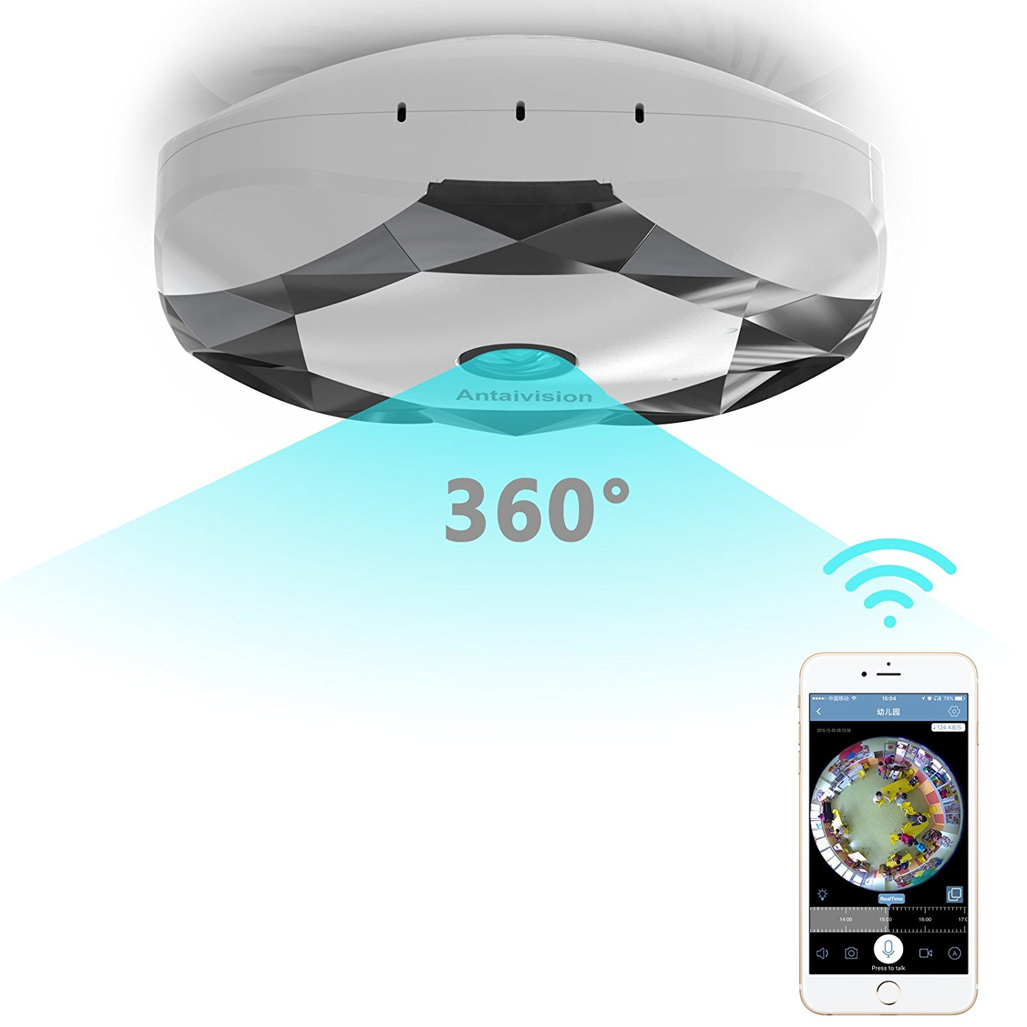 Antaivision 960P HD WiFi IP Security Network