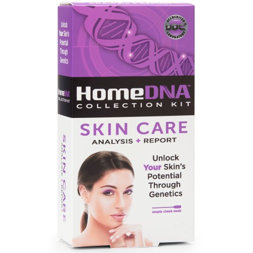 home dna test skin care