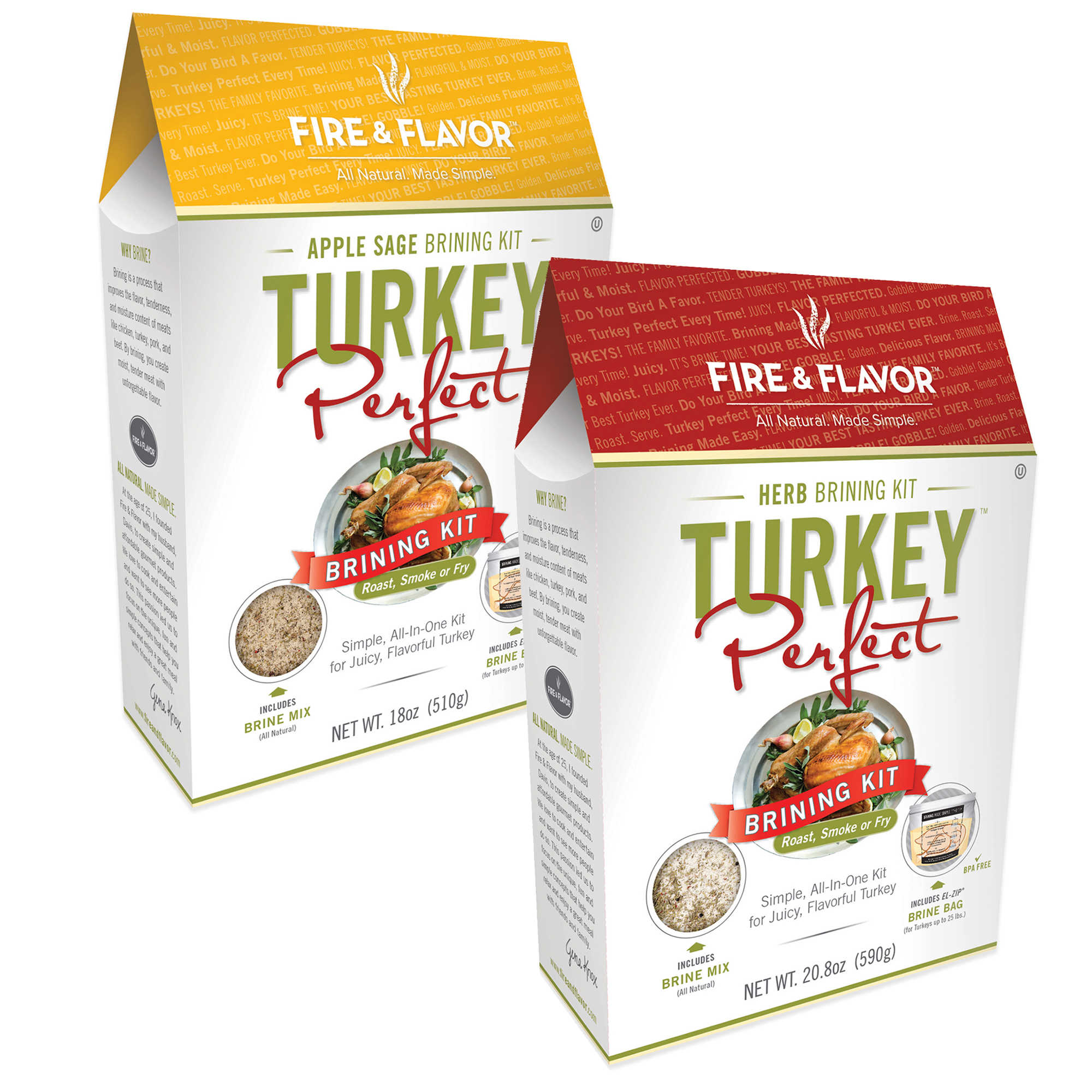 how to cook turkey what you need SPY guide brining kit
