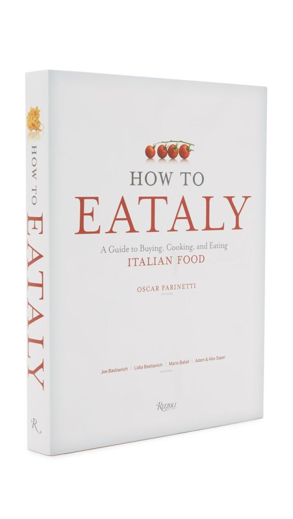 how to eataly book