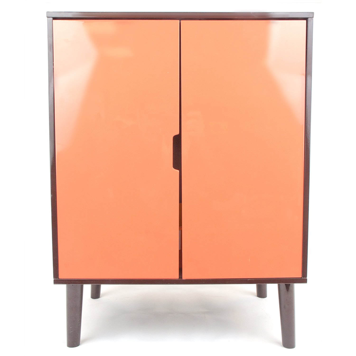 modern furniture for pets Mid-Century products cat litter cabinet privacy