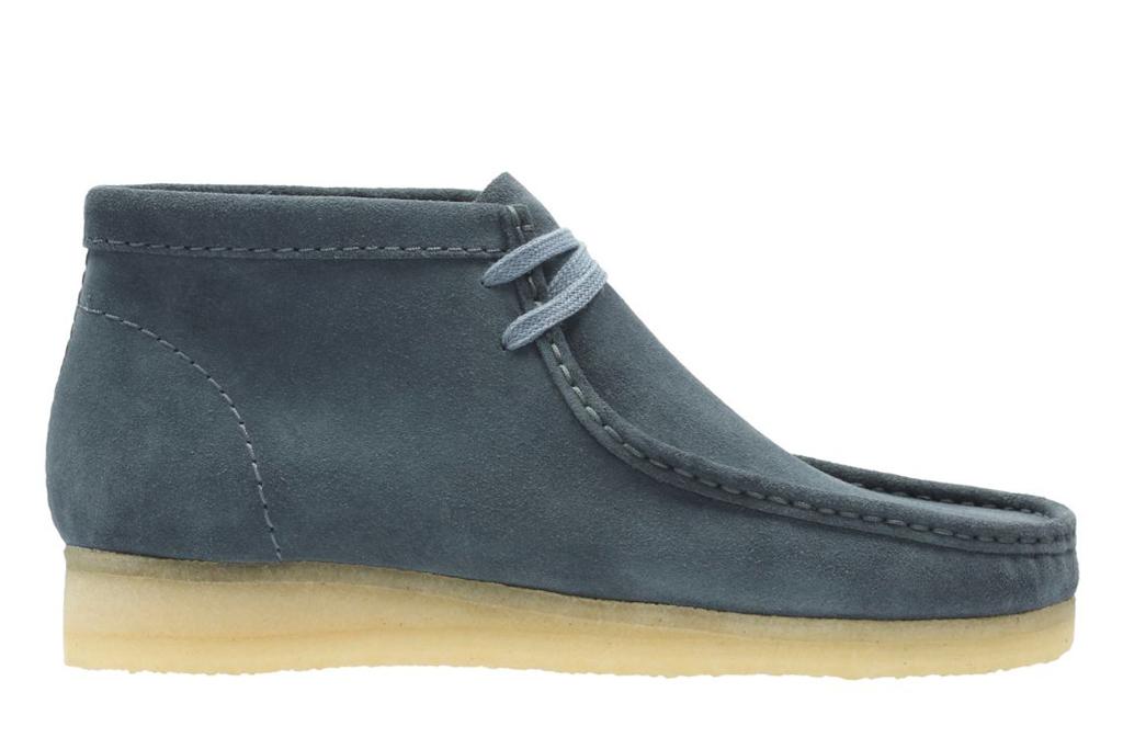 Clark's wallabee shoes