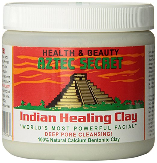 blackhead removal best skincare products decongest pores aztec indian clay