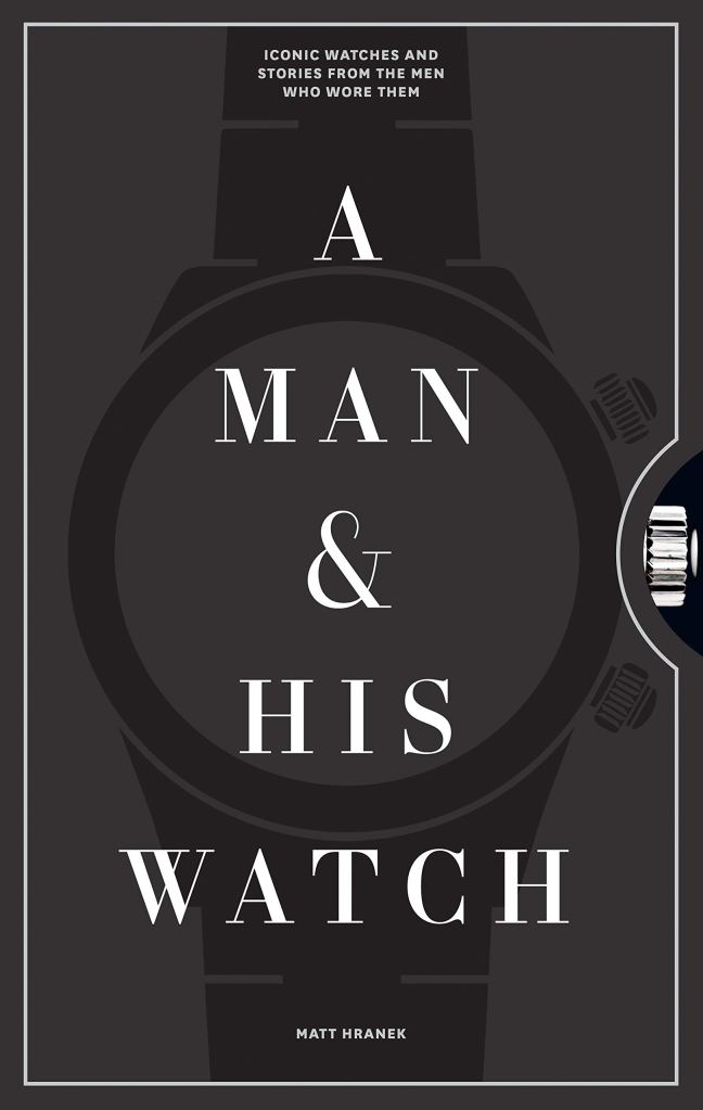 A Man & His Watch coffee table book