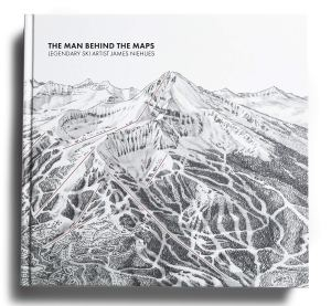 The Man Behind The Maps coffee table book