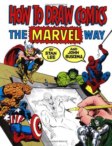 comics marvel way