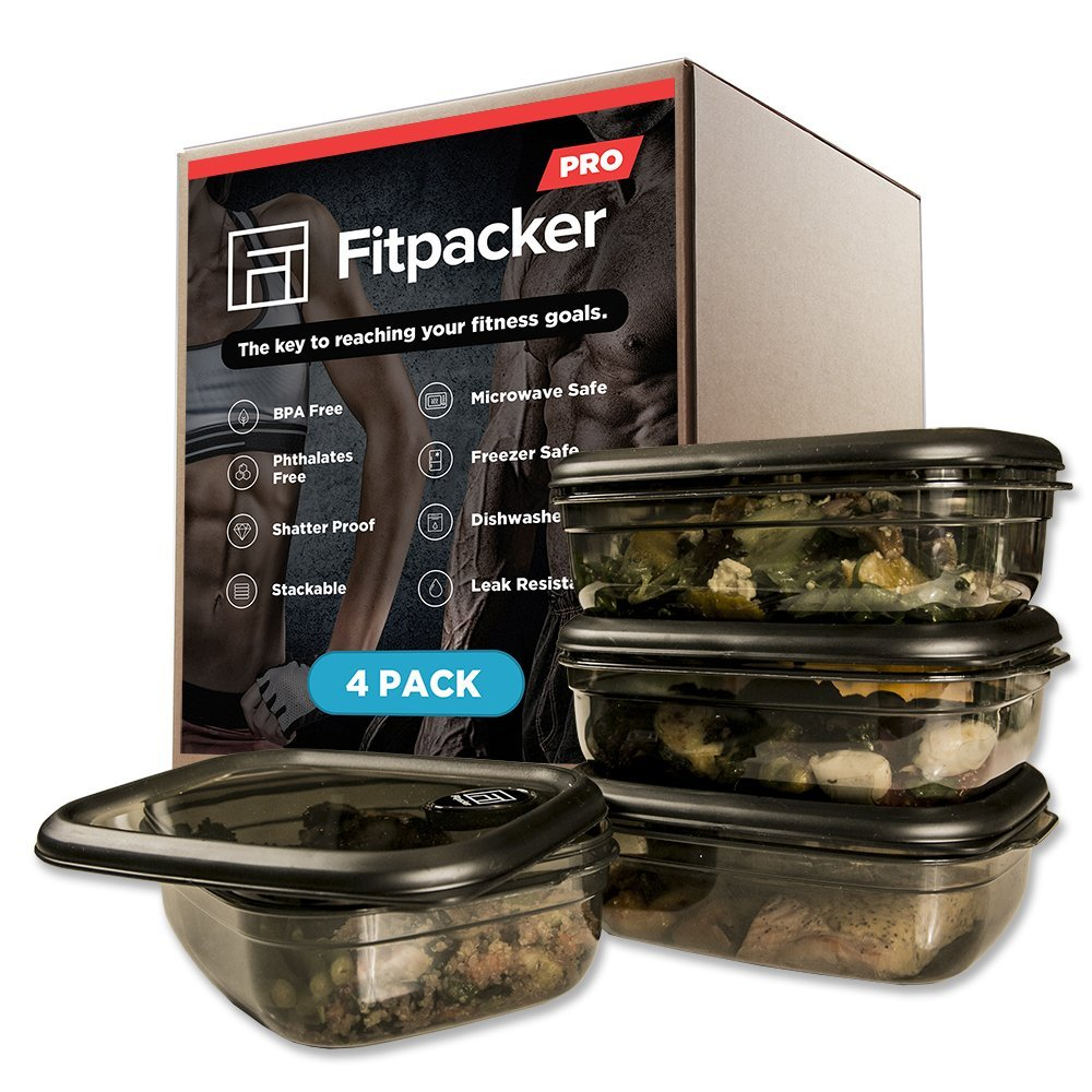 meal prep how to get started essentials containers fitpacker