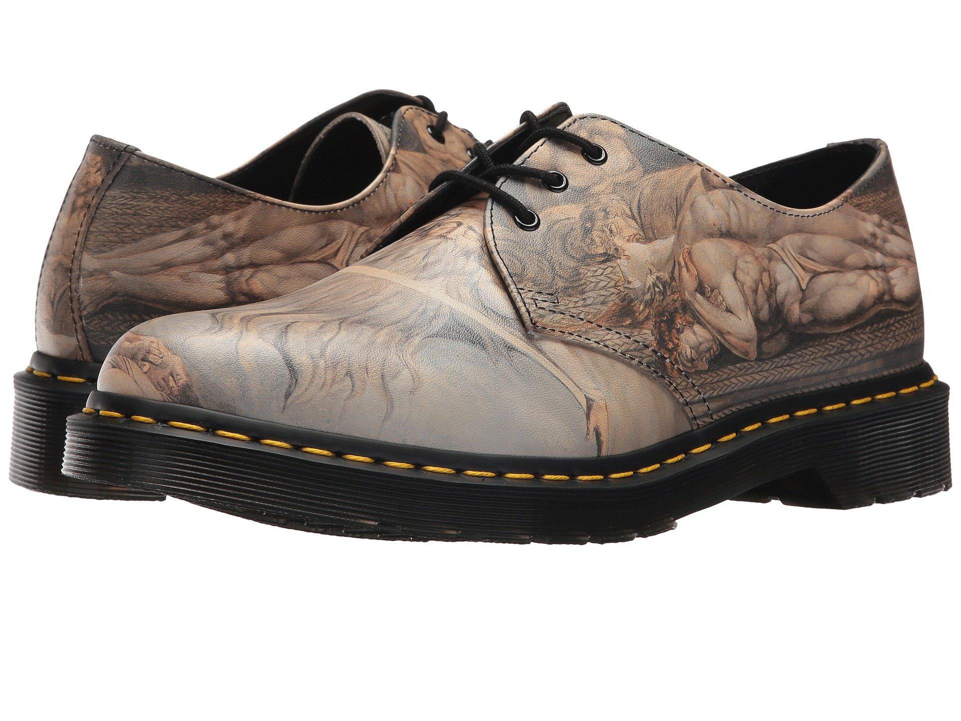 Dr. Martens William Blake 1461 3-Eye Shoe