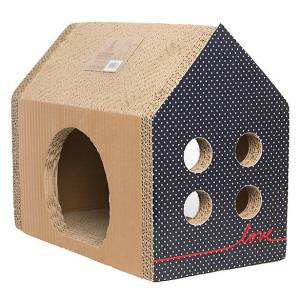 ED Ellen DeGeneres House Cat Scratcher