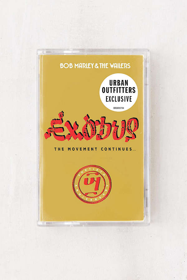 Exodus 40 by Bob Marley and The Wailers