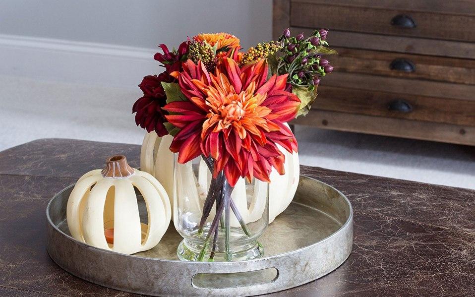 artificial flowers best arrangements silk fake