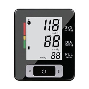 Fam-Health Portable Wrist Blood Pressure Monitor