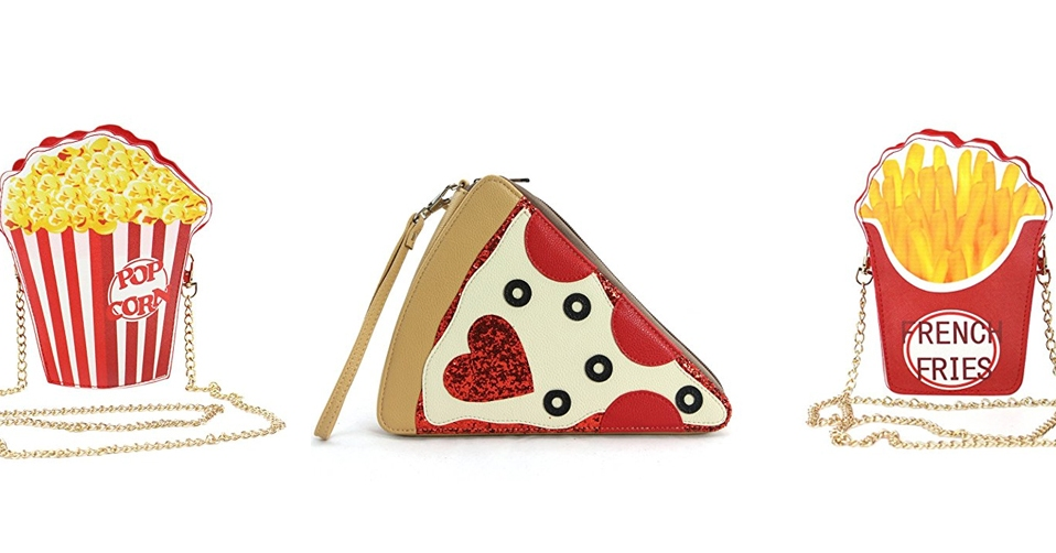 Food inspired bags