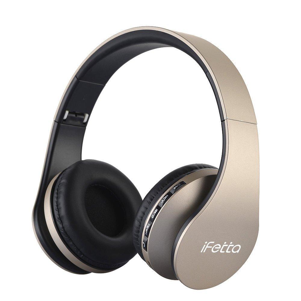 Fetta Wired On Ear Headphones
