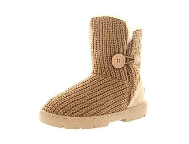 Holly Shearling Boots