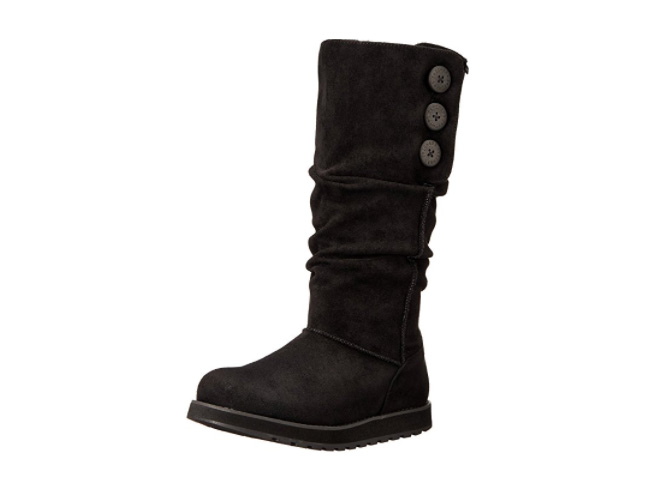 Sketcher's Shearling Boot