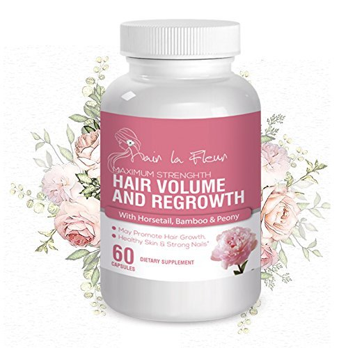 thinning hair best treatments men women volume regrowth supplement