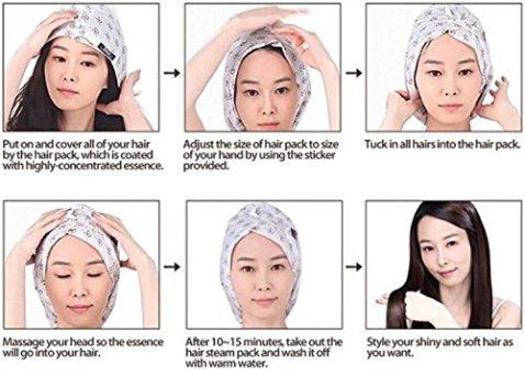 K-beauty hair masks amazon
