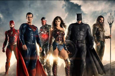 justice league reviews
