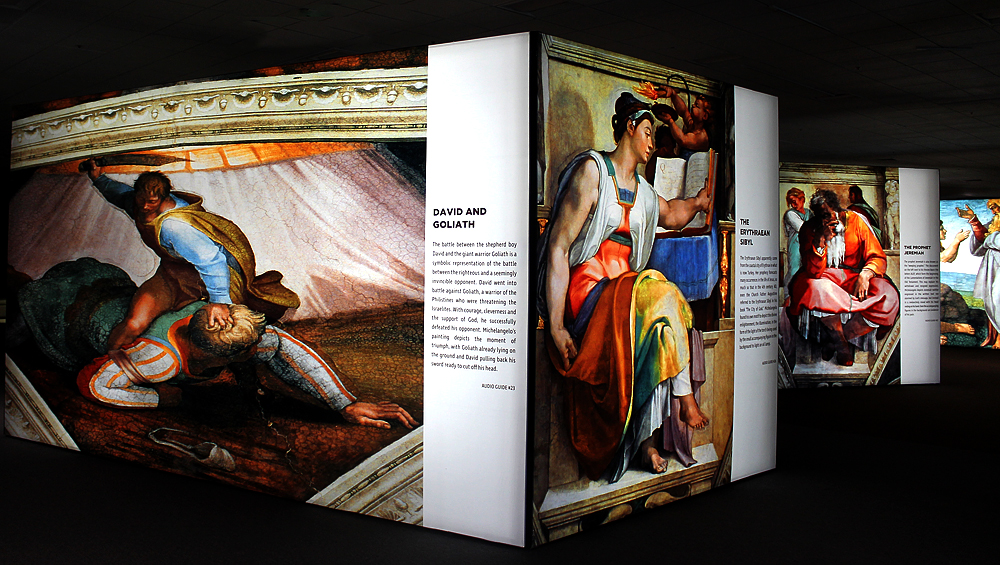 Michelangelo Sistine Ceiling Westfield