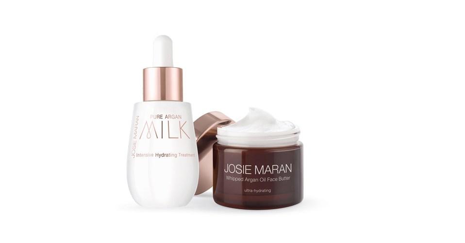 josie maran cosmetics skincare