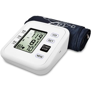 Kimitech Upper Arm Blood Pressure Monitor